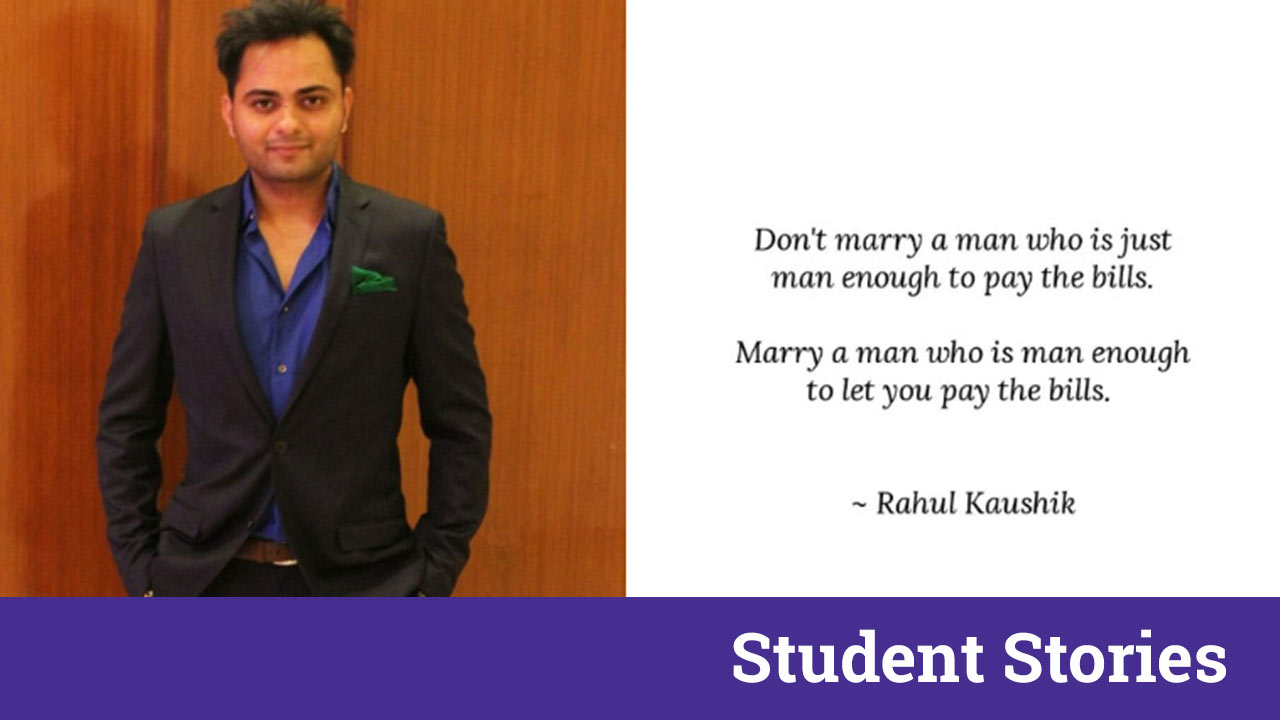 The Man Behind The Phenomenal Success Of The Melting Words Rahul