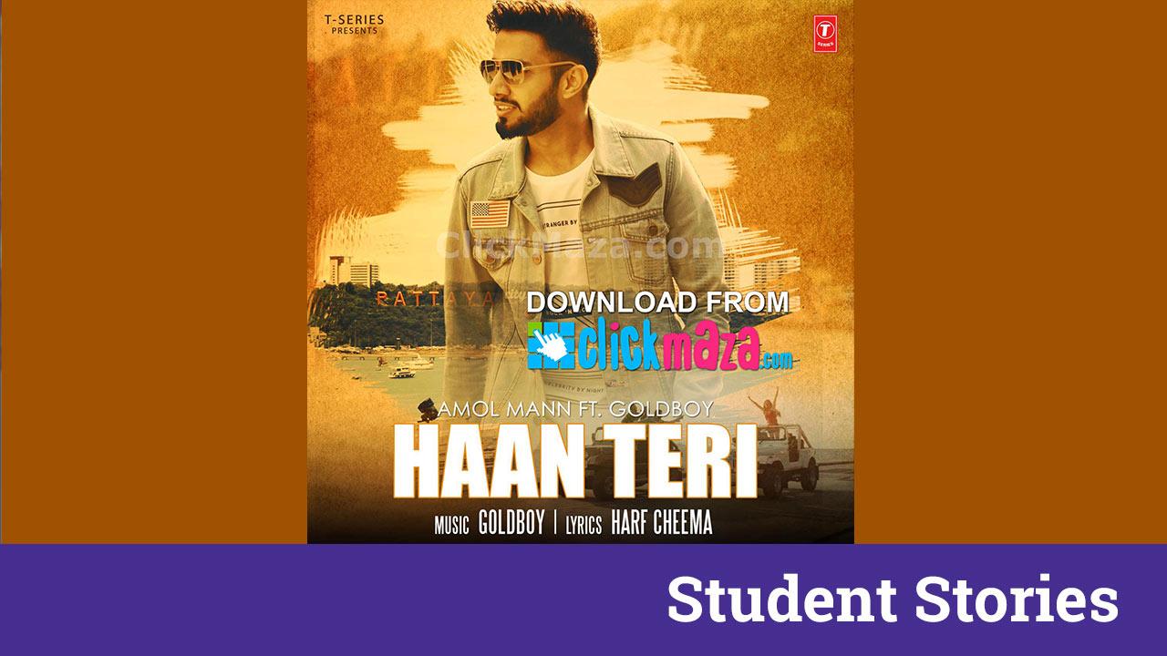 punjabi singer amol mann haan teri t series interview student stories punjabi singers music pollywood