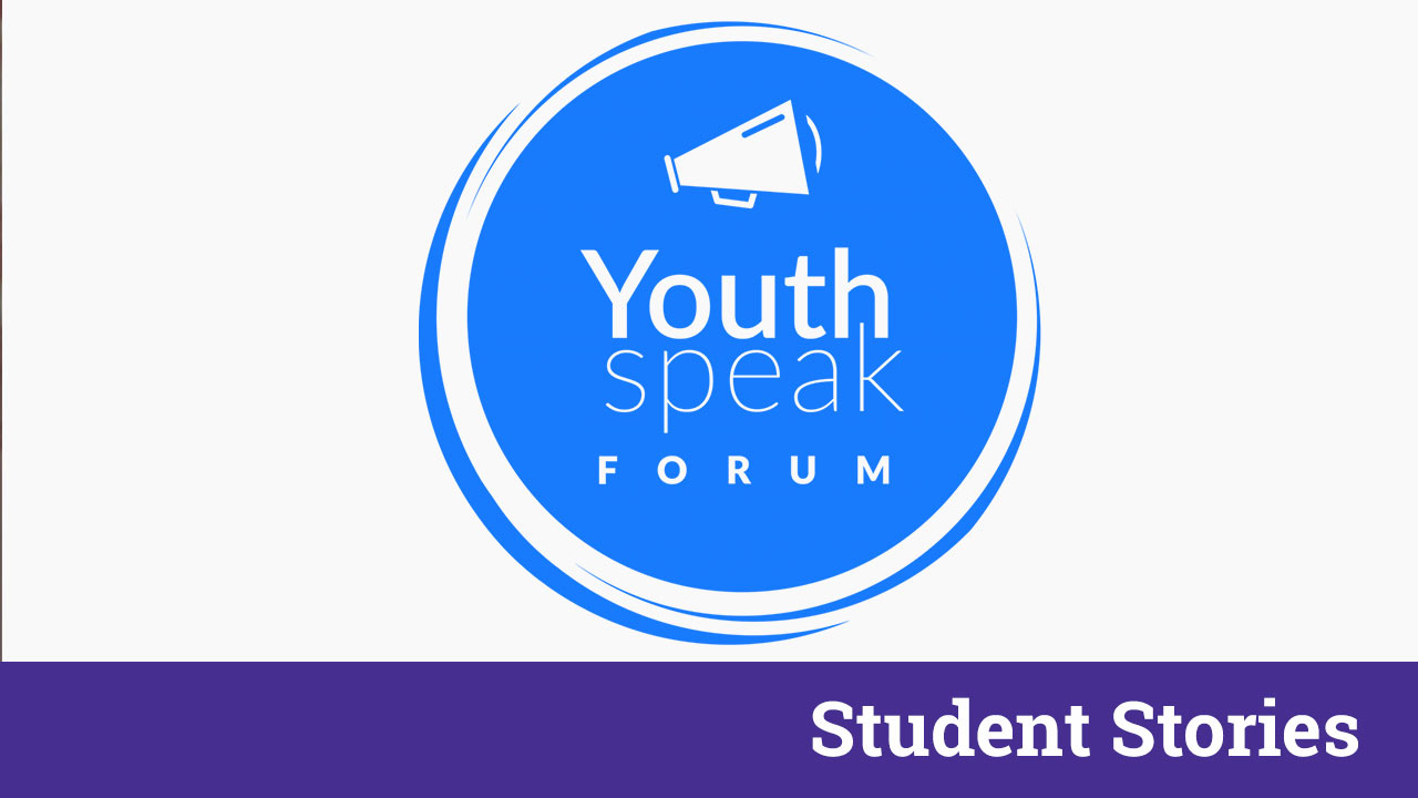 AIESEC MUMBAI COCO COLA YOUTH SPEAK FORUM 2017 PRESS RELEASE 1 STUDENT STORIES