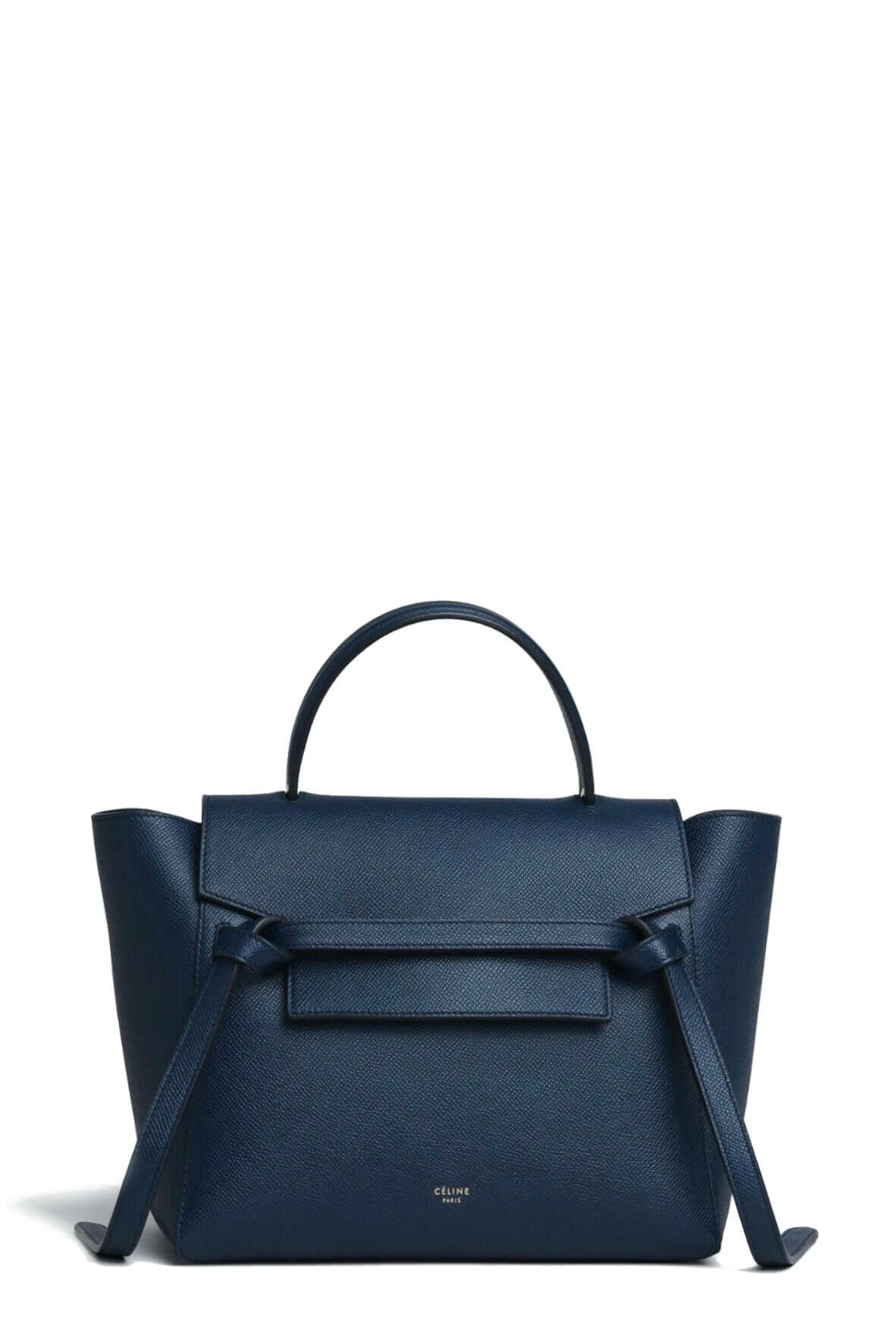 Micro Belt Bag Abyss Blue By Celine Style Theory Bags