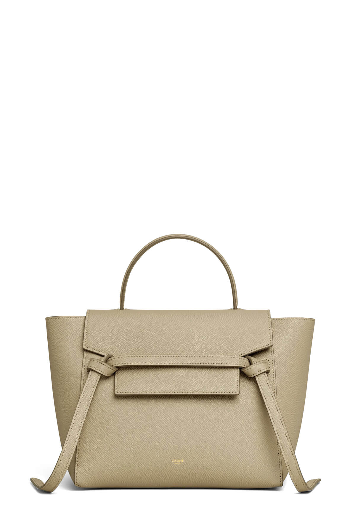 Micro Belt Bag Light Taupe By Celine Style Theory Bags