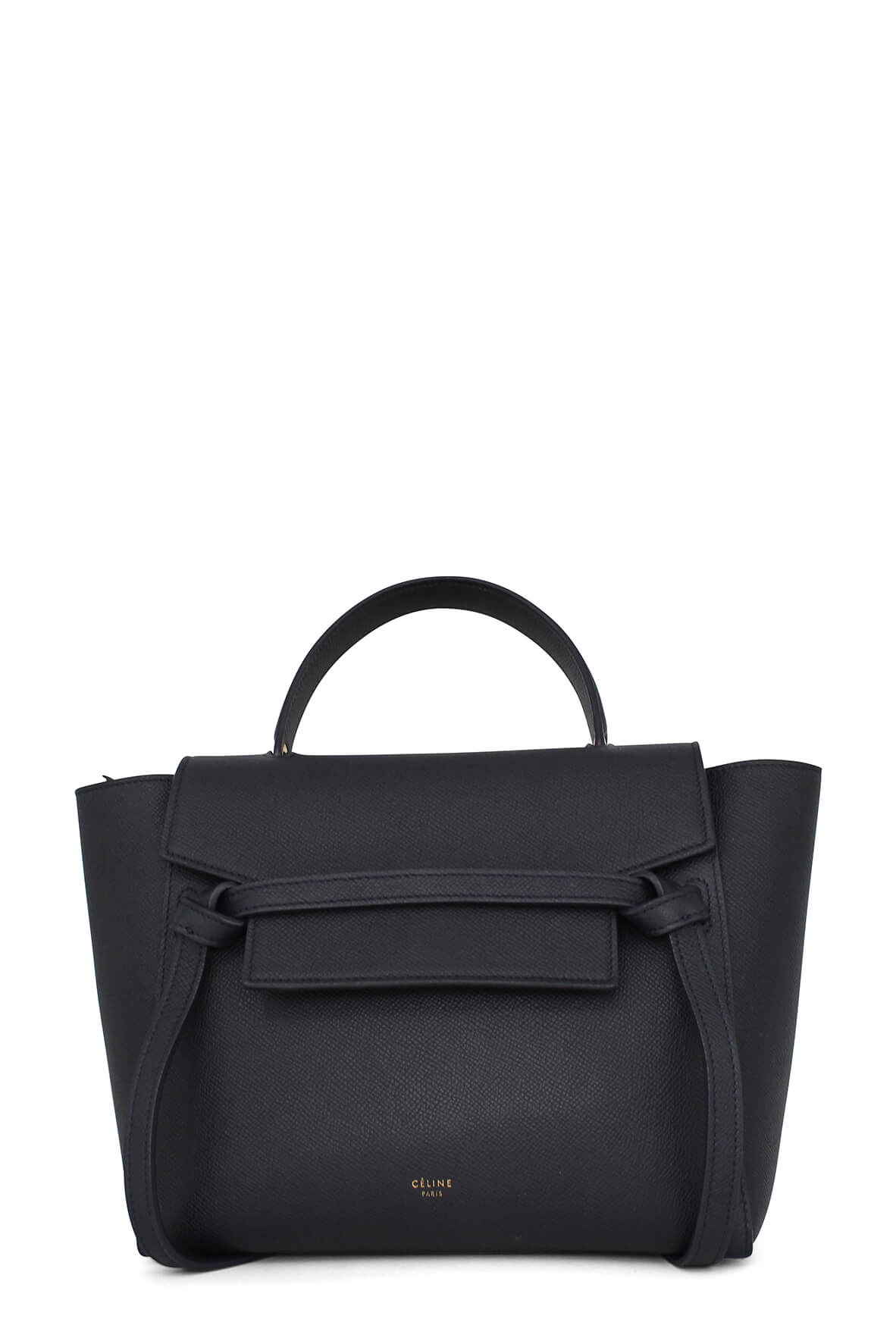 Micro Belt Bag Midnight By Celine Style Theory Bags