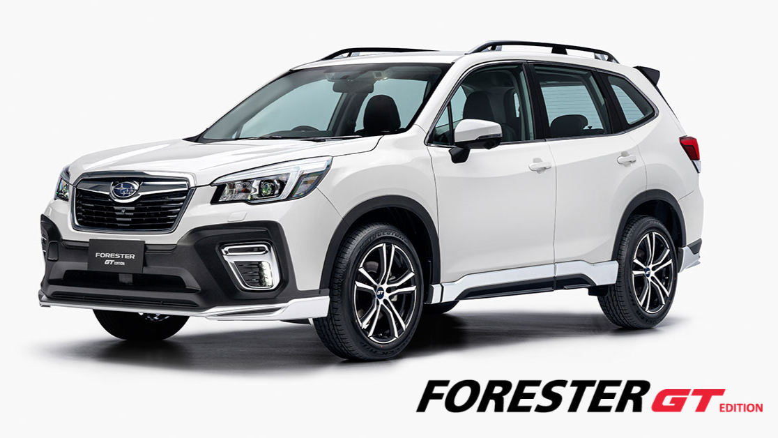Special Subaru Forester GT Edition Package Goes on Sale in Vietnam
