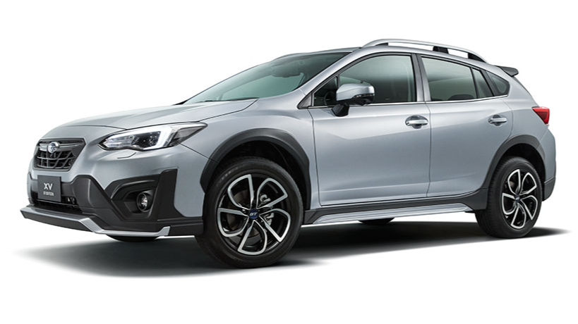 New Subaru XV GT Edition Launched in Singapore