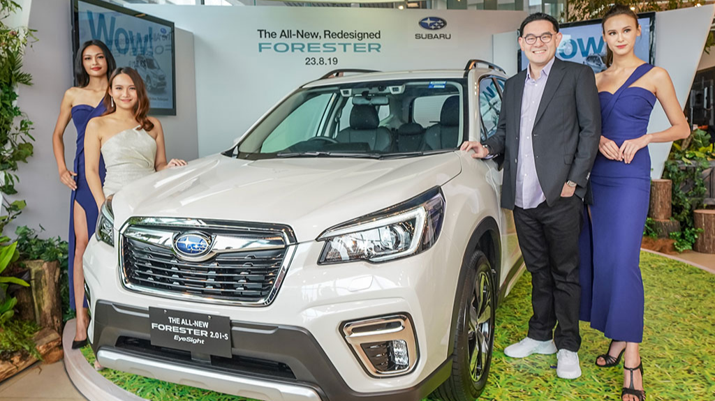 All-New Subaru Forester Launched in Malaysia