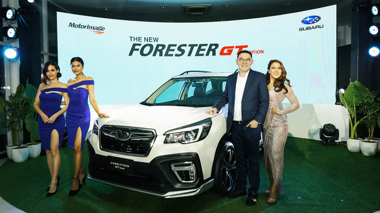 New Subaru Forester GT Edition lands in the Philippines
