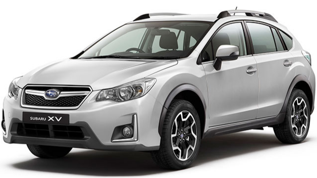 A new generation of crossovers - The all-new Subaru MY16 XV