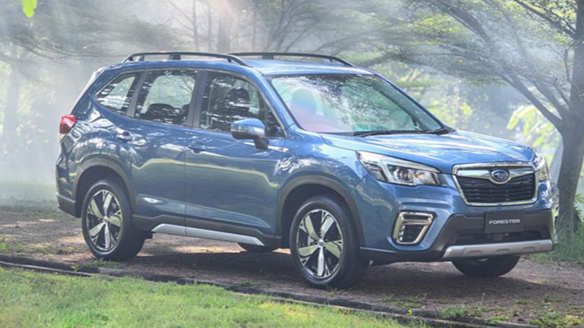 Subaru's Summer Promotion Campaign offers exciting deals