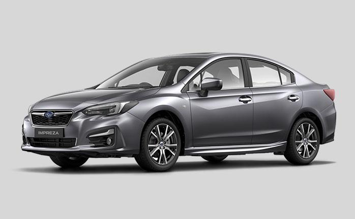 Subaru at the Singapore Motorshow 2017