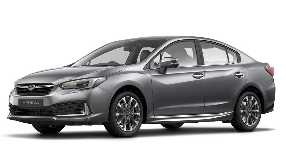 New Subaru Impreza Showcased in Singapore