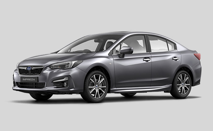 Subaru launches the All-New Impreza at the Singapore Motorshow 2017