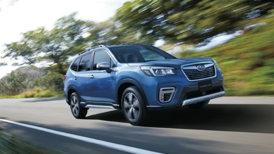 All-New Subaru Forester e-BOXER Launched in Singapore