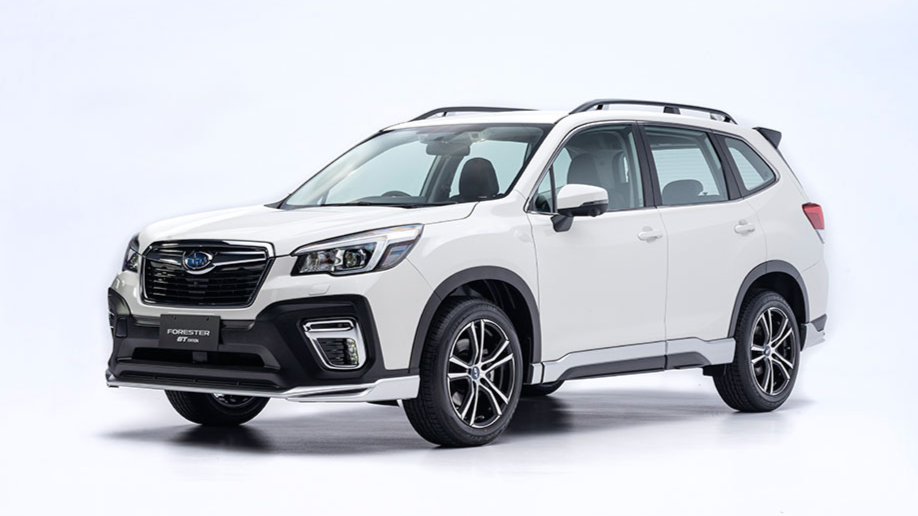 New Subaru Forester GT Edition Goes on Sale in Thailand