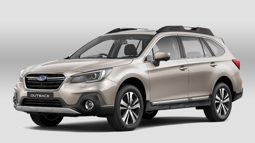 Subaru launches the new Outback and XV equipped with EyeSight at the Singapore Motorshow 2018
