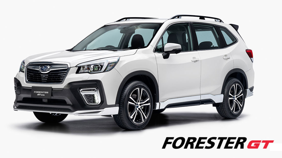 New Subaru Forester GT Kit l Beyond the Extraordinary