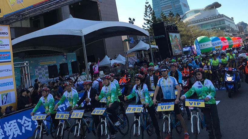 SUBARU 台灣意美汽車獨家贊助 「2018國際自由車環台公路大賽」
