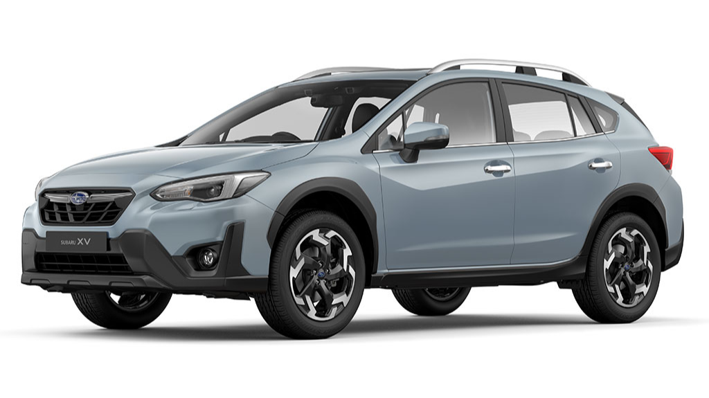 New Subaru XV Launched in Singapore