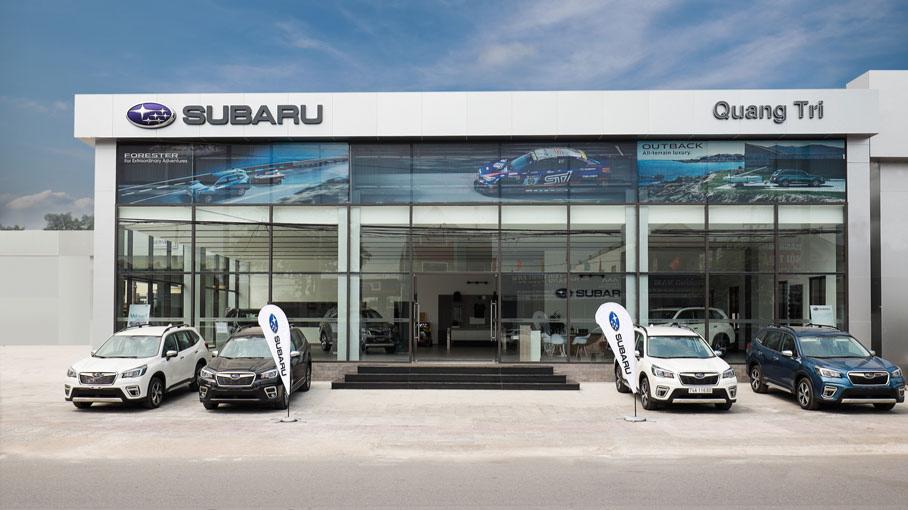 Motor Image Việt Nam chính thức khai trương Đại Lý Subaru đầu tiên tại Quảng Trị