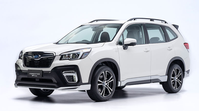 New Subaru Forester GT Edition Launched in Singapore
