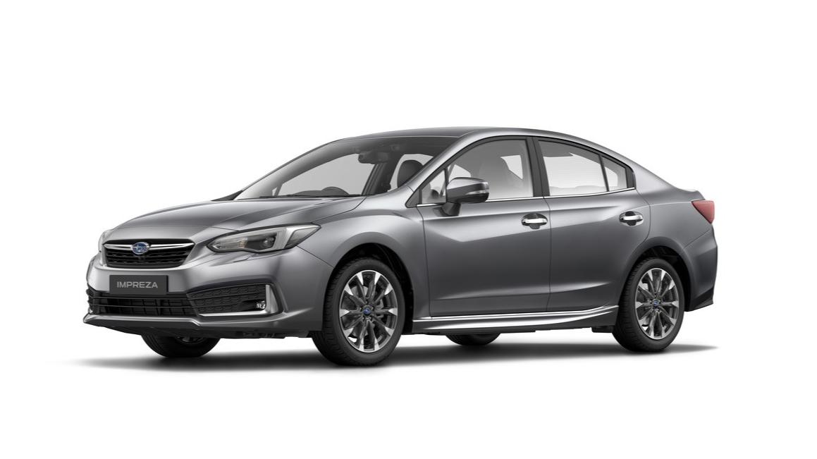 Trưng bày Subaru Impreza mới tại Singapore