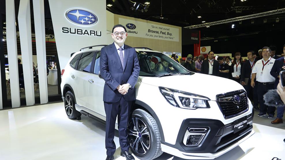 2020年新加坡車展隆重展開  SUBARU以創新和熱情讓車迷耳目一新 Forester新作登場 同場亮相Impreza小改款與SUBARU VIZIV ADRENALIN概念車