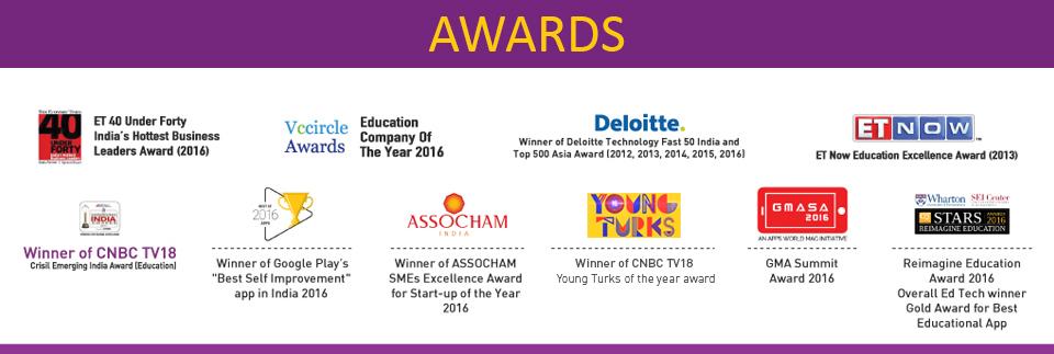 Awards 2016-2017