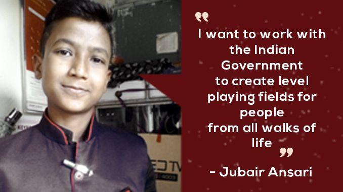 Jubair Ansari