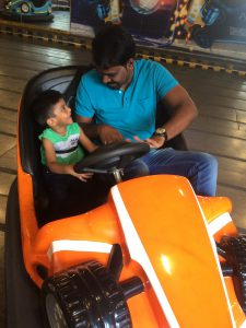 With Pranav