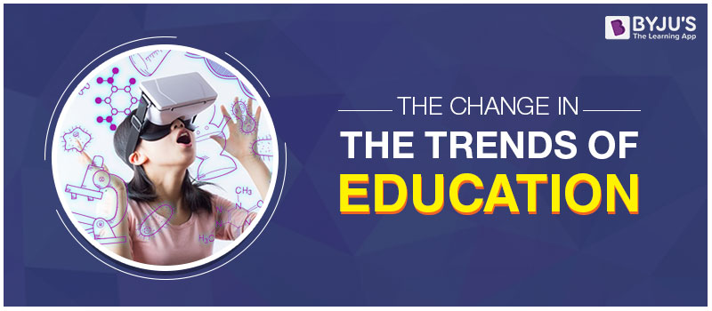 trends of education