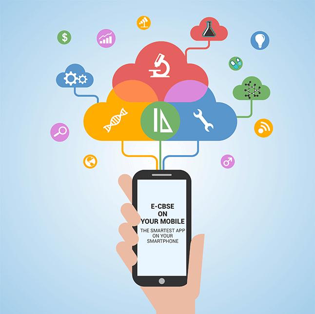 E-CBSE Advantage Of CBSE Mobile App For Class 12