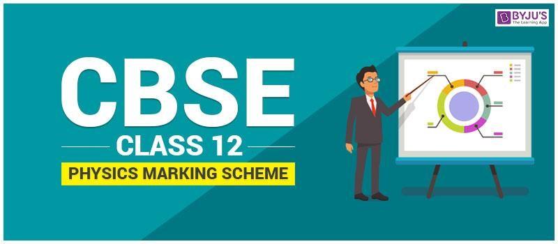 cbse_marketing_img1 CBSE Class 12 Physics Marking Scheme