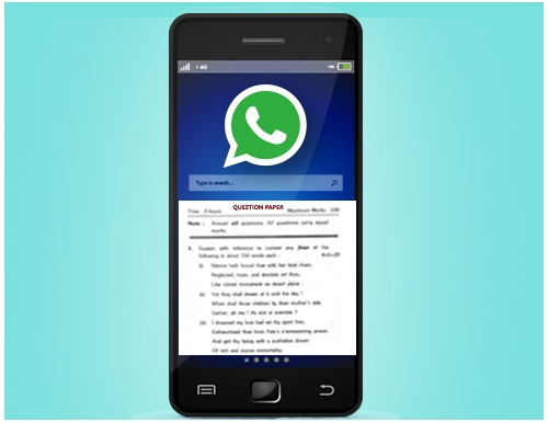 11 CBSE Board Exam-Class 12 Maths Question Paper Leaked on Whatsapp?
