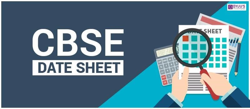 cbse_data_sheet CBSE Date Sheet 2018 for Class 10 and 12
