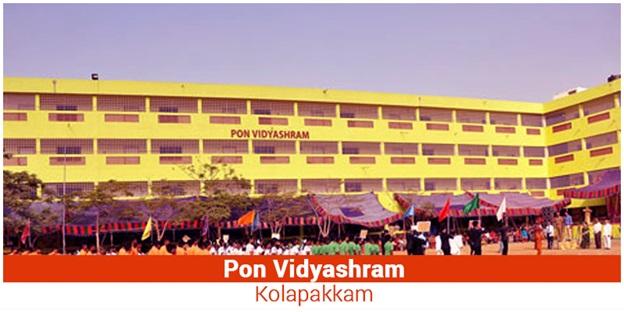 Pon Vidyashram Kolapakkam
