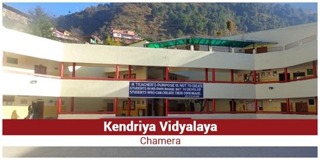 Kendriya Vidyalayas Chamera