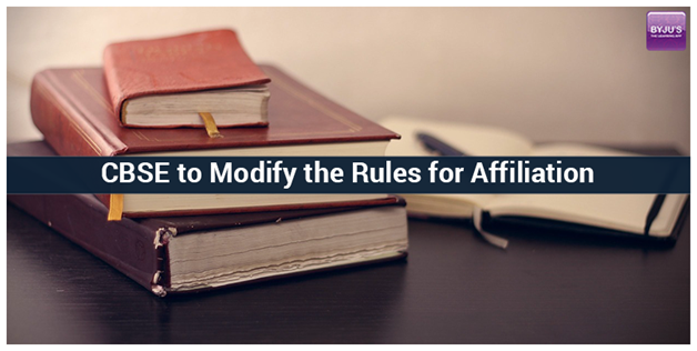 CBSE-Affiliation CBSE To Modify The Rules For Affiliation