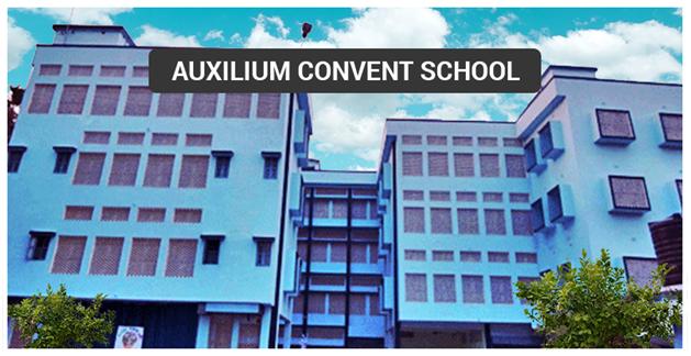 AUXILIUM CONVENT SCHOOL