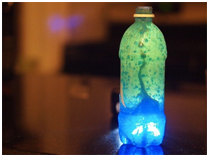 Lava-Lamp Science Experiments for Class 5