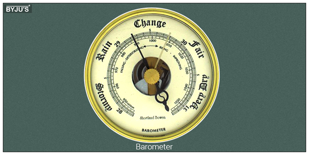 Barometer1 Science Exhibition Models