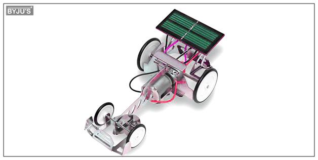 Solar-Car Solar Car