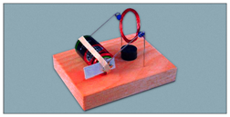 Electric-Motor1 Physics Projects for Class 12