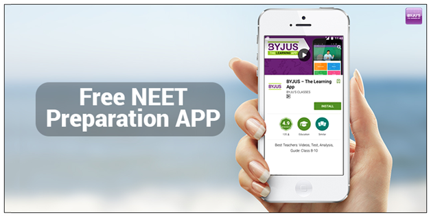 NEET-App How to Use Byju's App for NEET Preparation