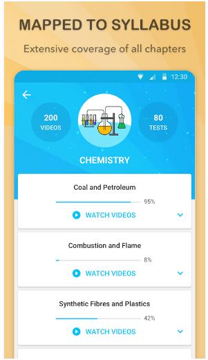 Chemistry-App-Map Chemistry App