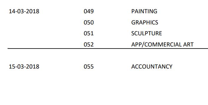 6-cbse CBSE Class 12 Date Sheet