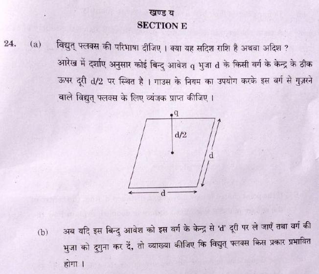 28 CBSE Class 12 Physics Exam 2018: Question Paper Analysis