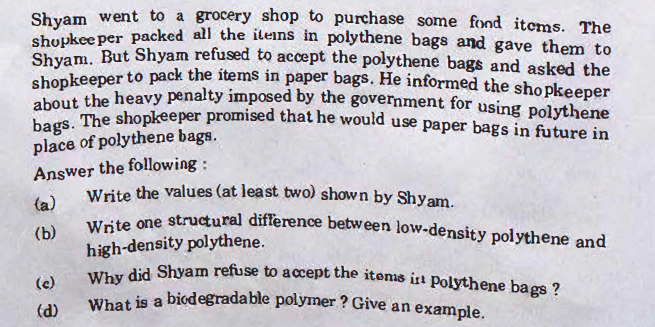 chemsitry-19 CBSE Class 12 Chemistry Exam 2018: Question Paper Analysis