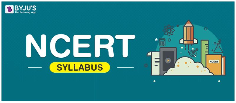 NCERT-Syllabus2 NCERT Syllabus