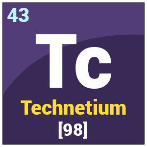 Technetium tc uses properties and health effects periodic table symbol tc urtaz Images