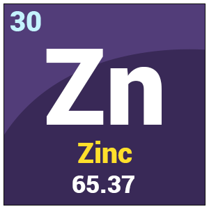 Zinc zn uses of zinc chemical properties of zinc urtaz Images