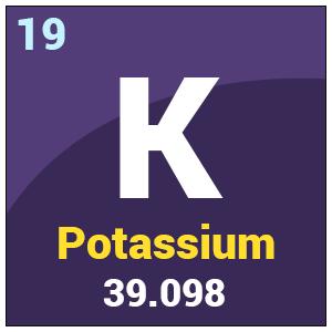 Potassium chemical physical properties facts periodic table symbol k urtaz Choice Image